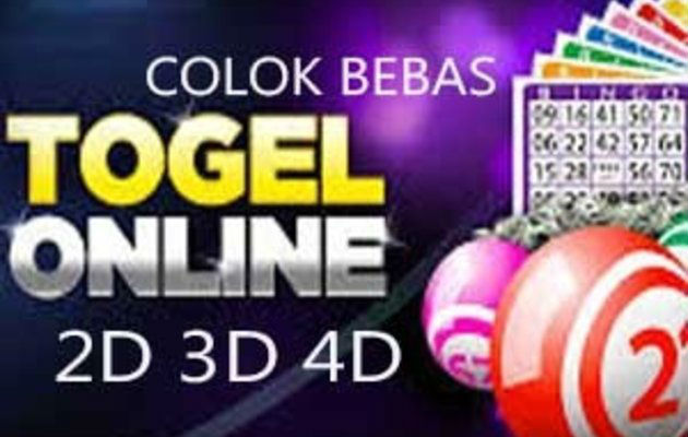 Togel online 2D 3D 4D