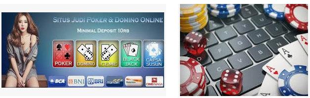 deposit judi poker