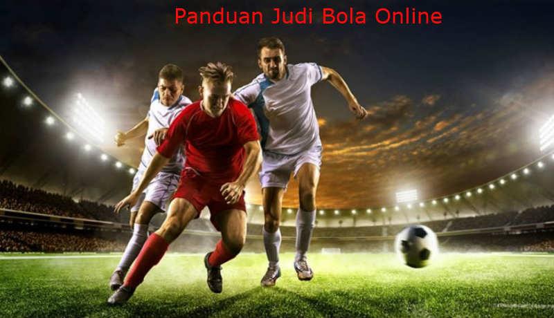 panduan judi bola online